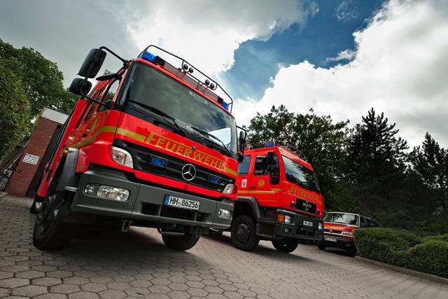 Fahrzeuge der FF Nienstedten